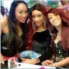 Ebube Nwagbo & Rukky Sanda sexy and chic at Oge Okoye'sevent